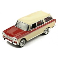 IXO Fiat 2300 1965 - Red/White 1:43