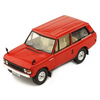 IXO Land Rover Velar 1969 - Red 1:43