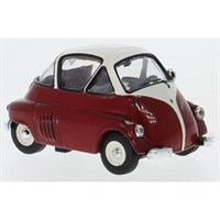 IXO Iso Isetta 1955 - Red/White 1:43