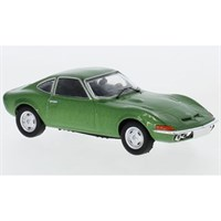 IXO Opel GT 1969 - Metallic Green 1:43