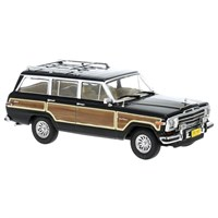 IXO Jeep Grand Wagoneer 1989 - Black 1:43