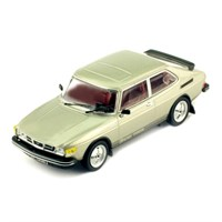 IXO Saab 99 Turbo 1977 - Grey 1:43