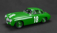 CMC Mercedes 300 SL - 1st 1952 Grand Prix of Bern - #18 K. Kling 1:18