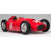 CMC Ferrari D50 - 1st 1956 French Grand Prix - #14 P. Collins 1:18