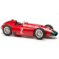 CMC Ferrari D50 Long Nose - 1956 German Grand Prix - #2 P. Collins 1:18