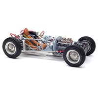 Lancia D50 1955 - Rolling Chassis 1:18