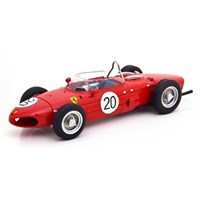 CMR Ferrari 156 Sharknose - 1961 French Grand Prix - #20 W. Von Trips  1:18