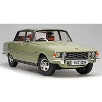 Cult Rover 3500 P6B Saloon 1976 - Grey 1:18