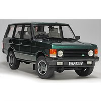 Cult Range Rover Classic Vogue 1990 - Green Metallic 1:18