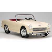 Cult Austin Healey Sprite 1961 - White 1:18