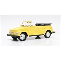 Cult Volkswagen 181 - Yellow 1:18