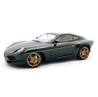 Cult Disco Volante By Touring 2013 - Metallic Green 1:18
