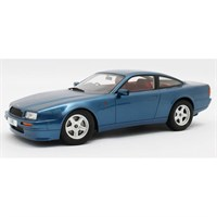 Cult Aston Martin Virage 1988 - Blue Metallic 1:18