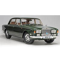 Rolls-Royce Silver Shadow 1974-1977 - Green 1:18