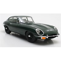 Jaguar E-Type Series II 1968 - Green Metallic 1:18