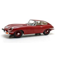 Cult Jaguar E-Type Series II 1968 - Red 1:18