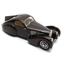 Cult Bugatti Type 51 Dubos Coupe 1931 - Maroon 1:18