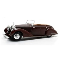 Cult Rolls-Royce 25-30 Gurney Nutting All Weather - Maroon 1:18