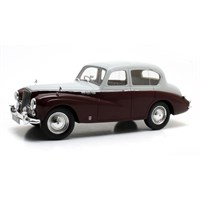 Sunbeam Supreme Mk.III 1954 - White/Maroon 1:18
