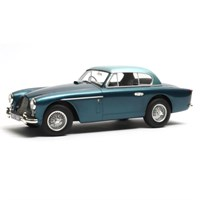 Cult Aston Martin DB2-4 Mk.II FHC Notchback 1955 - 2-Tone Blue 1:18