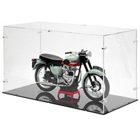 Motorcycle Display Case Flat-Packed 1:6