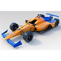 Greenlight Dallara IR-12 - 2019 Indianapolis 500 - #66 F. Alonso 1:18