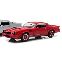 Greenlight Collectibles Chevrolet Camaro Z28 1978 - Red/Black 1:18