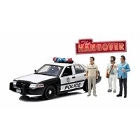 Greenlight Collectibles Ford Crown Victoria Police Interceptor - 2009 The Hangover - 1:18
