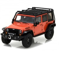 Jeep Wrangler Unlimited Willy's Wheeler Edition 2015 - 1:43