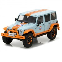 Jeep Wrangler Unlimited 2015 - Gulf Oil - 1:43