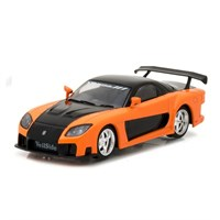 Greenlight Collectibles Mazda RX-7 1997 - The Fast and The Furious: Tokyo Drift 2006 - 1:43