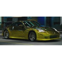 Greenlight Collectibles Nissan Fairlady Z - The Fast and The Furious: Tokyo Drift 2006 - 1:43