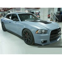 Greenlight Collectibles Dodge Charger SRT8 2012 - Fast and Furious 6 2013 - Primer Grey w. Black 1:43
