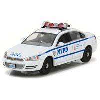 Chevrolet Impala Police Cruiser - Blood Bloods 2010 - 1:43