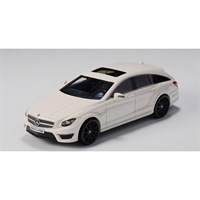 GLM Mercedes AMG CLS63 Shooting Brake 2014 - White 1:43