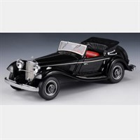 Mercedes-Benz 290A Cabriolet - Roof Lowered - 1936 1:43