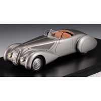 Bentley 4.25 Litre Roadster Chalmers & Gathings - Roof Raised - 1:43