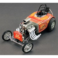 GMP Mental Cruelty Altered Bantam Dragster - D. Bowman 1:18