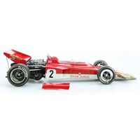 GP Replicas Lotus 72C - 1970 - #2 J. Rindt 1:18