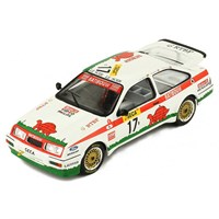 IXO Ford Sierra RS Cosworth - 1987 Spa 24 Hours - #17 1:43