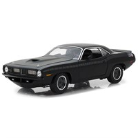 Highway 61 Plymouth Barracuda 1970 - Furious 7 2015 - 1:18