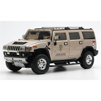 Highway 61 Hummer H2 2003 - CSI: Miami 2002-12 - 1:18