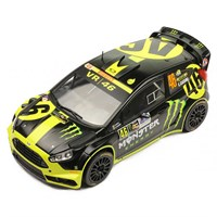 Ford Fiesta RS WRC - 2014 Monza Rally - #46 V. Rossi 1:18