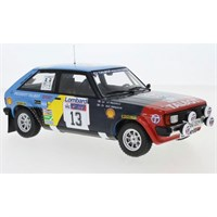 IXO Talbot Sunbeam Lotus - 1982 RAC Rally - #13 G. Frequelin 1:18