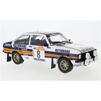 IXO Ford Escort Mk2 RS1800 - 1980 San Remo Rally - #8 H. Mikkola 1:18