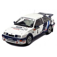 IXO Ford Sierra RS Cosworth - 1988 1000 Lakes Rally - #4 S. Blomqvist 1:18
