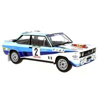 IXO Fiat 131 Abarth - 1980 Rally Portugal - #2 M. Alen 1:18