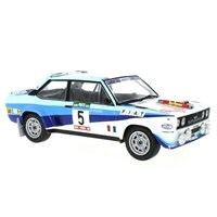 IXO Fiat 131 Abarth - 1st 1980 Rally Portugal - #5 W. Rohrl 1:18