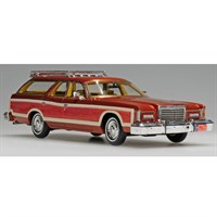 Kess Ford LTD Country Squire 1978 - Bronze Metallic 1:43