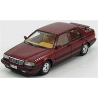 Kess Lancia Thema 8.32 2S 1988 - Metallic Red 1:43